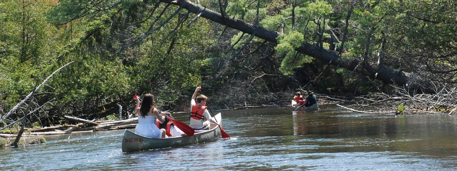 Grayling Canoe & Kayak Rental on AuSable River | Bed & Breakfast